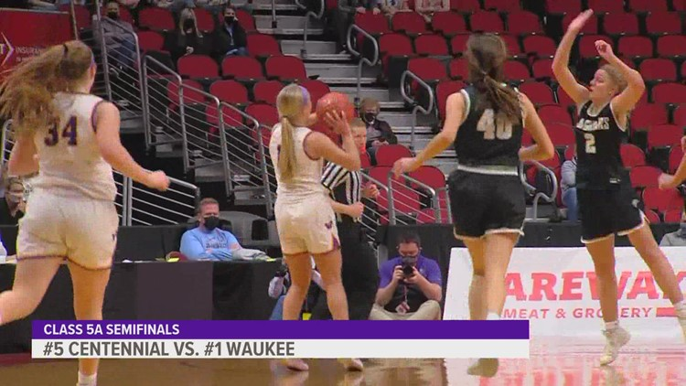 Johnston and Waukee to face off for Class 5A girls state basketball championship