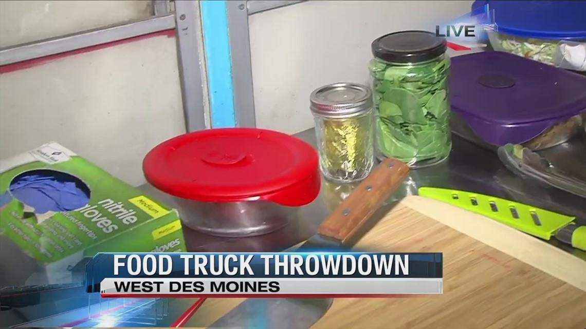 Cw Iowa S Lou Sipolt Gets Inside Look Of Local Food Truck Weareiowa Com
