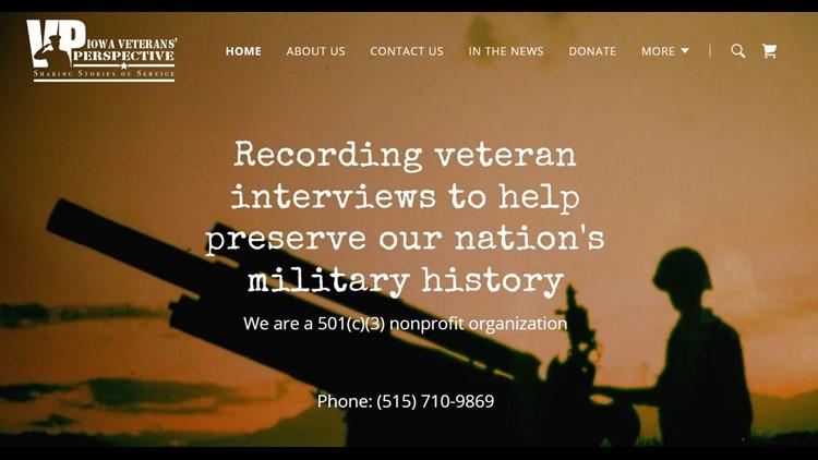 Iowa Veterans Perspective-Sara Maniscalco Robinson