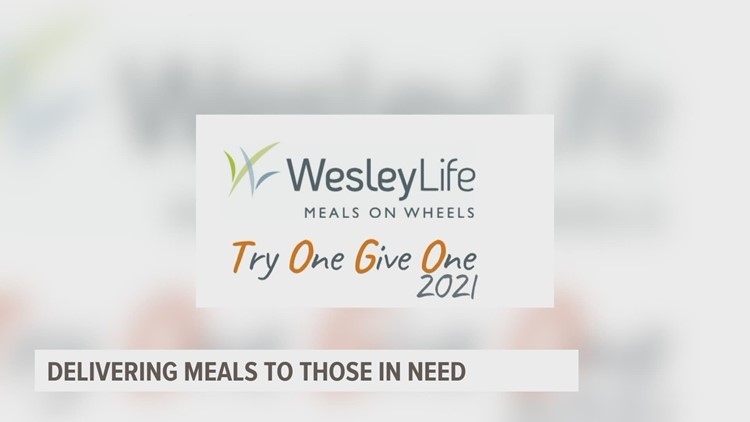WesleyLife offering 'Meals on Wheels' food delivery, rides to vaccine appointments