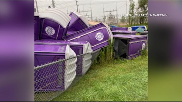 Derecho, pandemic hit Iowa porta-potty industry in 2020