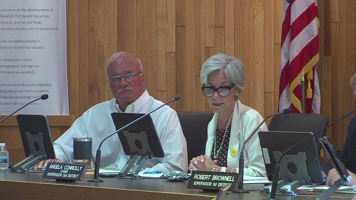Polk County establishes cash lottery vaccine incentive program