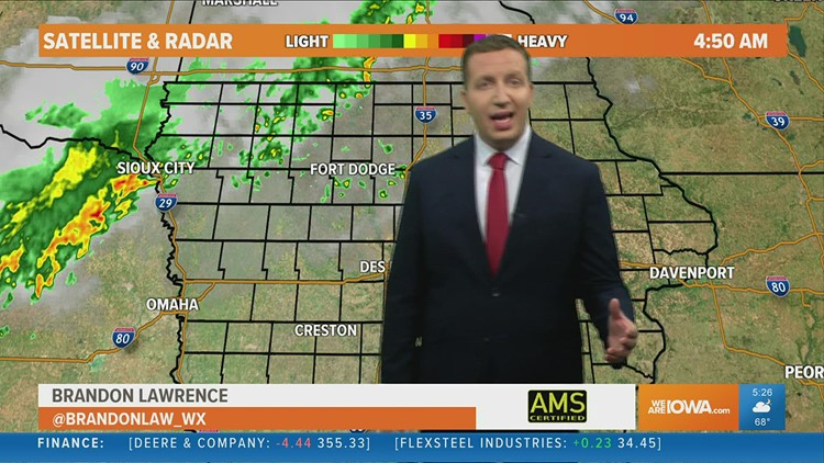Morning Weather Update: Sep. 17, 2021