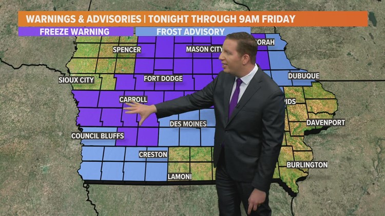 Morning Weather Update: Oct. 21, 2021