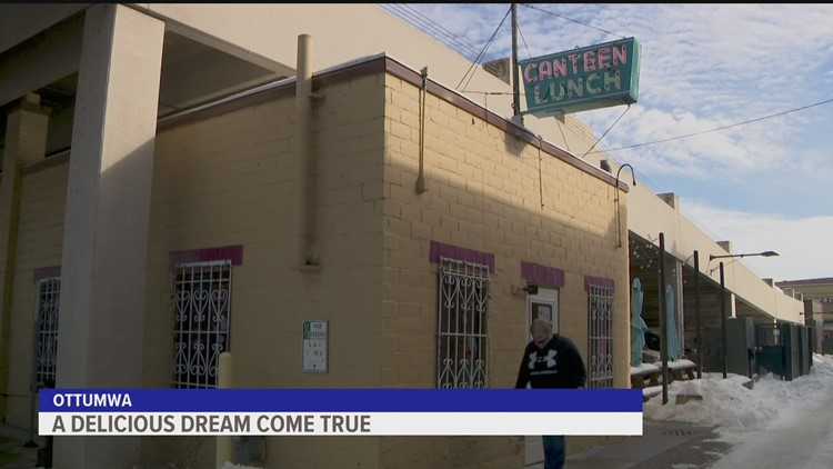 Ottumwa restaurant owner shares his recipe for success during pandemic