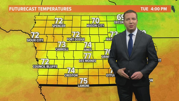 Morning Weather Update: Sep. 14, 2021