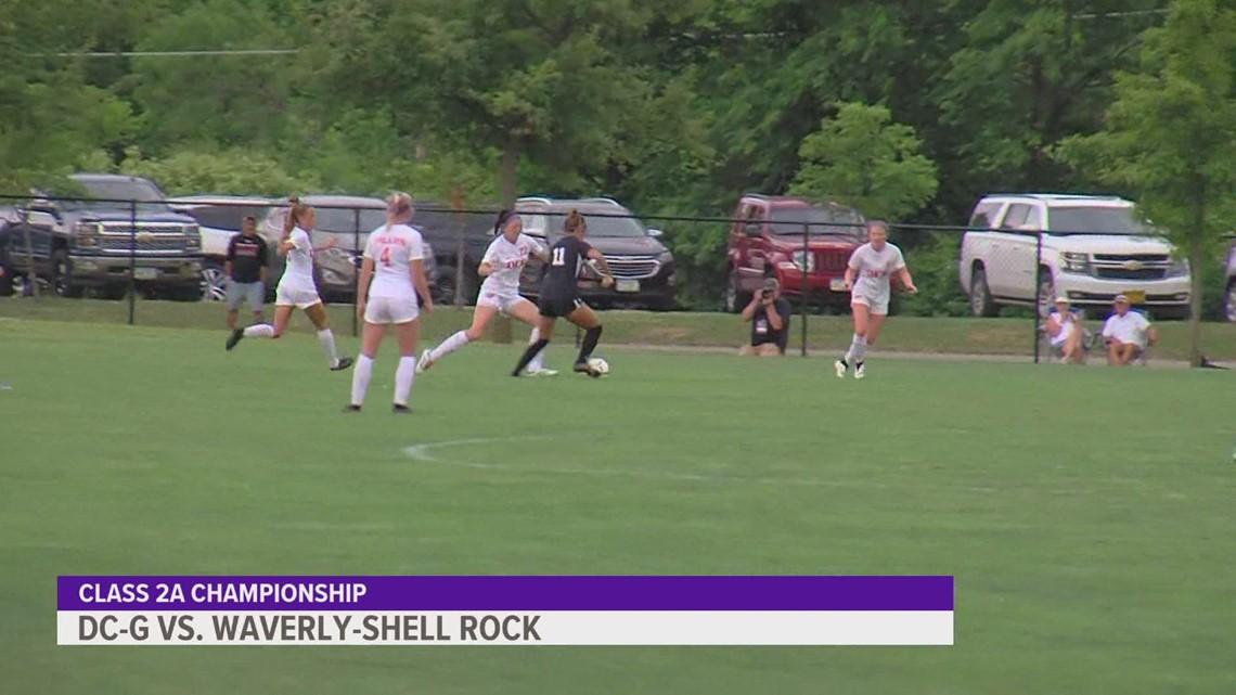 Girls state soccer: Assumption Blanks DSM Christian, Waverly-Shell Rock beats Dallas Center-Grimes
