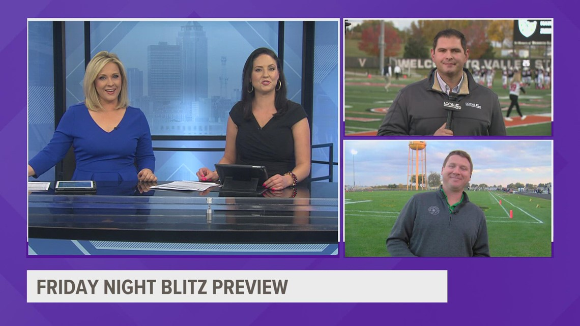 'Friday Night Blitz' Week 9 preview
