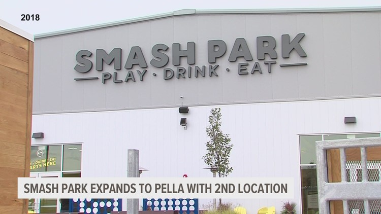 Smash Park expands to Pella with 2nd location