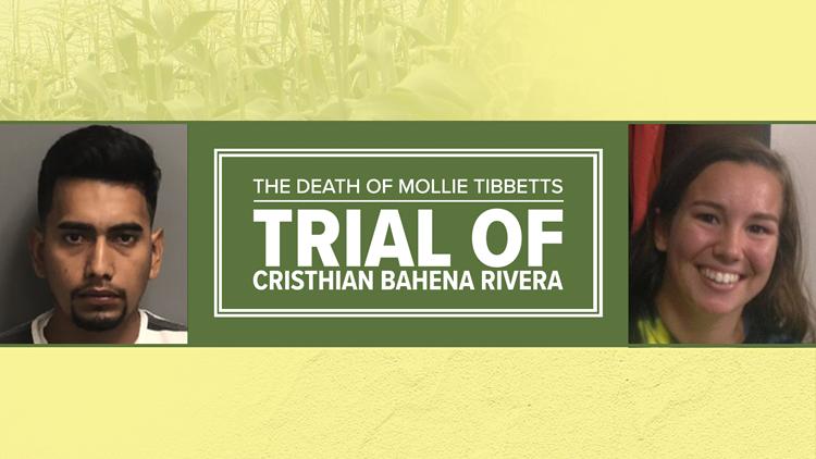 El jurado encuentra a Cristhian Bahena Rivera culpable de asesinar a Mollie Tibbetts