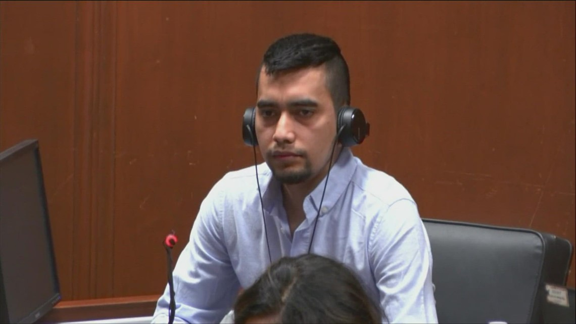 WATCH: Cristhian Bahena Rivera takes the stand in his own defense in death of Mollie Tibbetts
