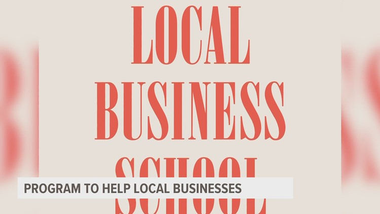 'Local Business School' program offers 4 tips to make your company more sustainable