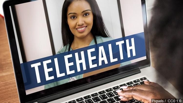 Virtual health care use in Iowa skyrockets during coronavirus pandemic