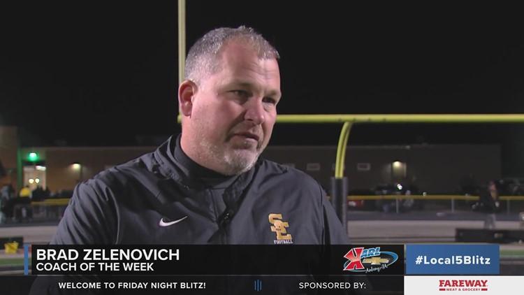 Karl Chevrolet Coach of the Week: Brad Zelenovich, Centennial