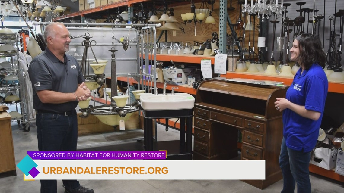 Treasure Hunting at the Greater Des Moines Habitat for Humanity ReStore-Urbandale | Paid Content