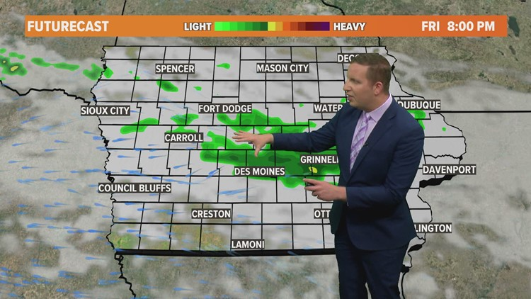 Morning Weather Update: July 29, 2021