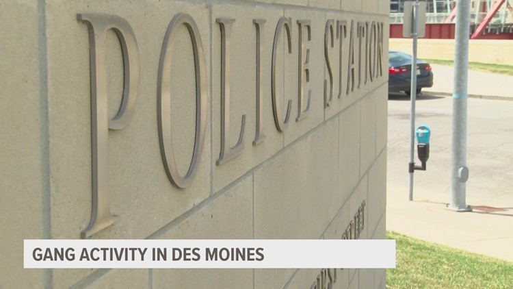 Police: Des Moines gangs recruiting elementary-aged kids