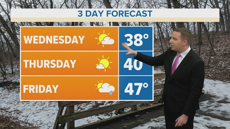 Morning Weather Update: Feb. 24, 2021