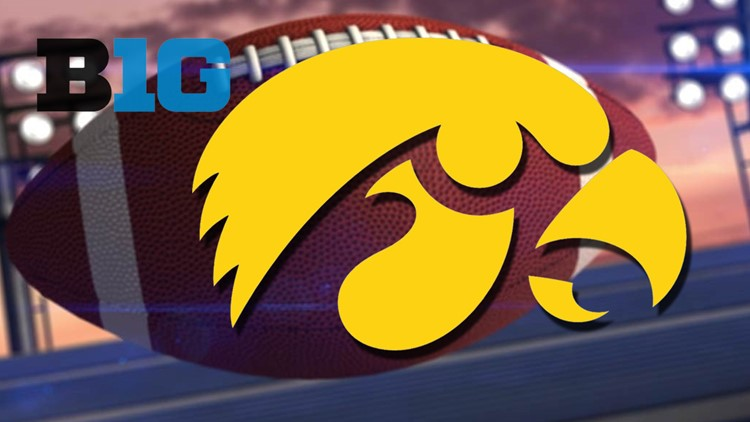 Iowa Hawkeyes pause in-person activities for football team