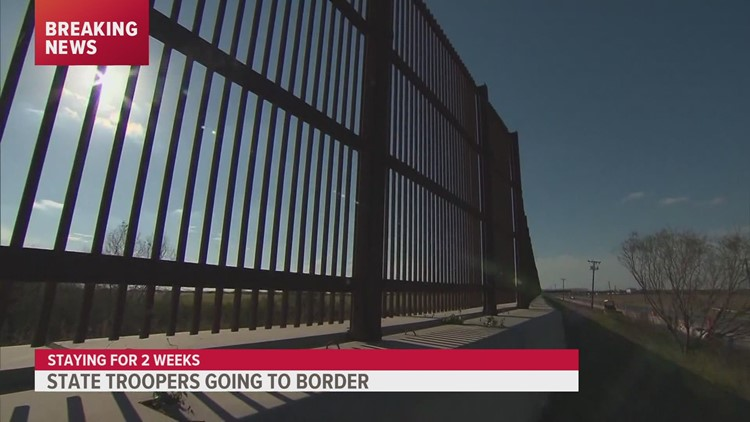 'Iowa has no choice but to act': State to send troopers to US southern border