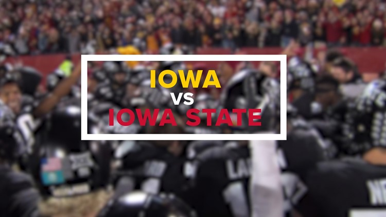 5 things you should know before heading to the Cy-Hawk showdown Saturday