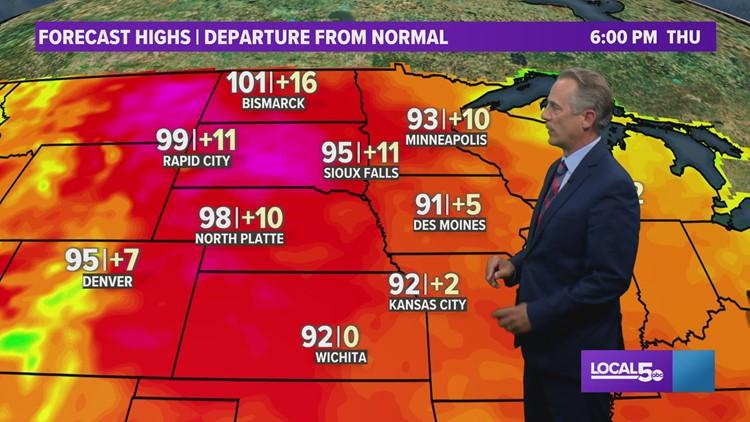 Weather Update 07/20/2021