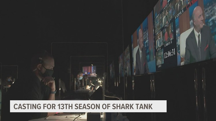 'Shark Tank' is casting for Season 13 right now, but the process is completely online