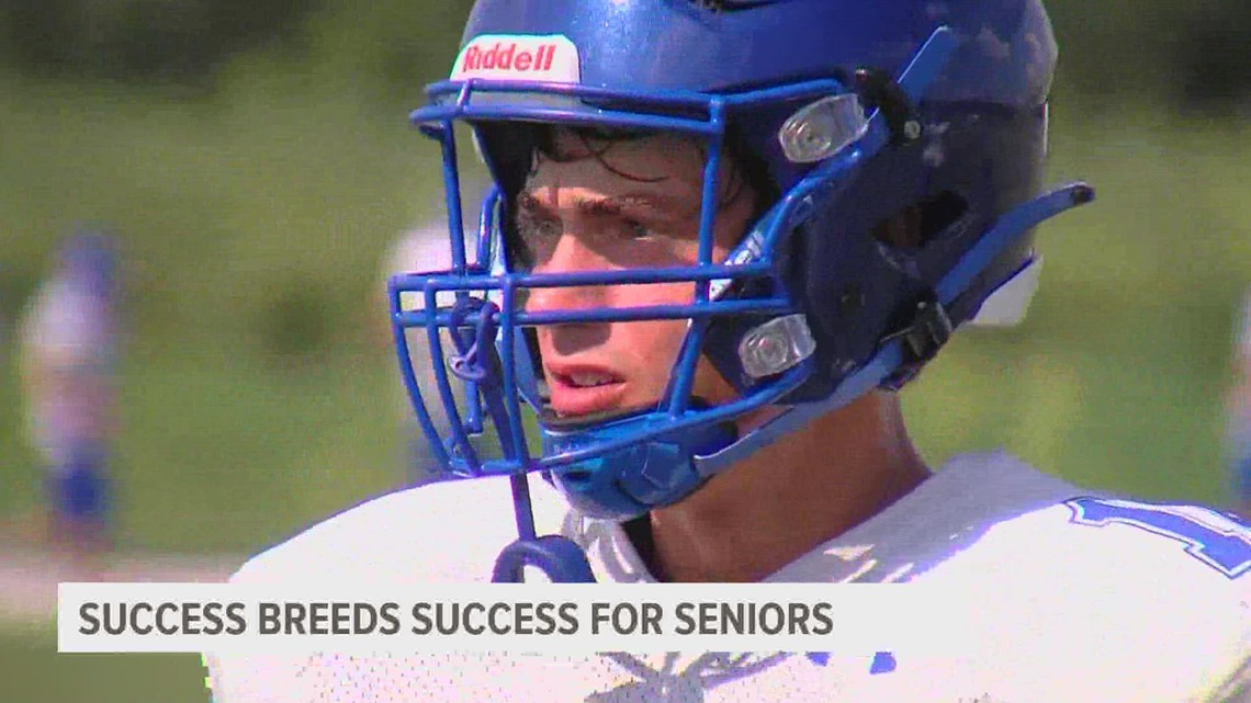 Van Meter fueled by 2020 finish to the football season as they prepare for 2021 slate
