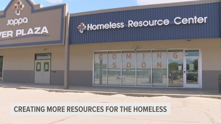 Nonprofit bringing more resources for the homeless to the metro