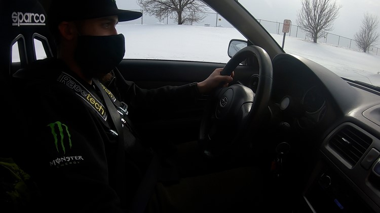 Ankeny man doesn't let autism slow down his need for speed