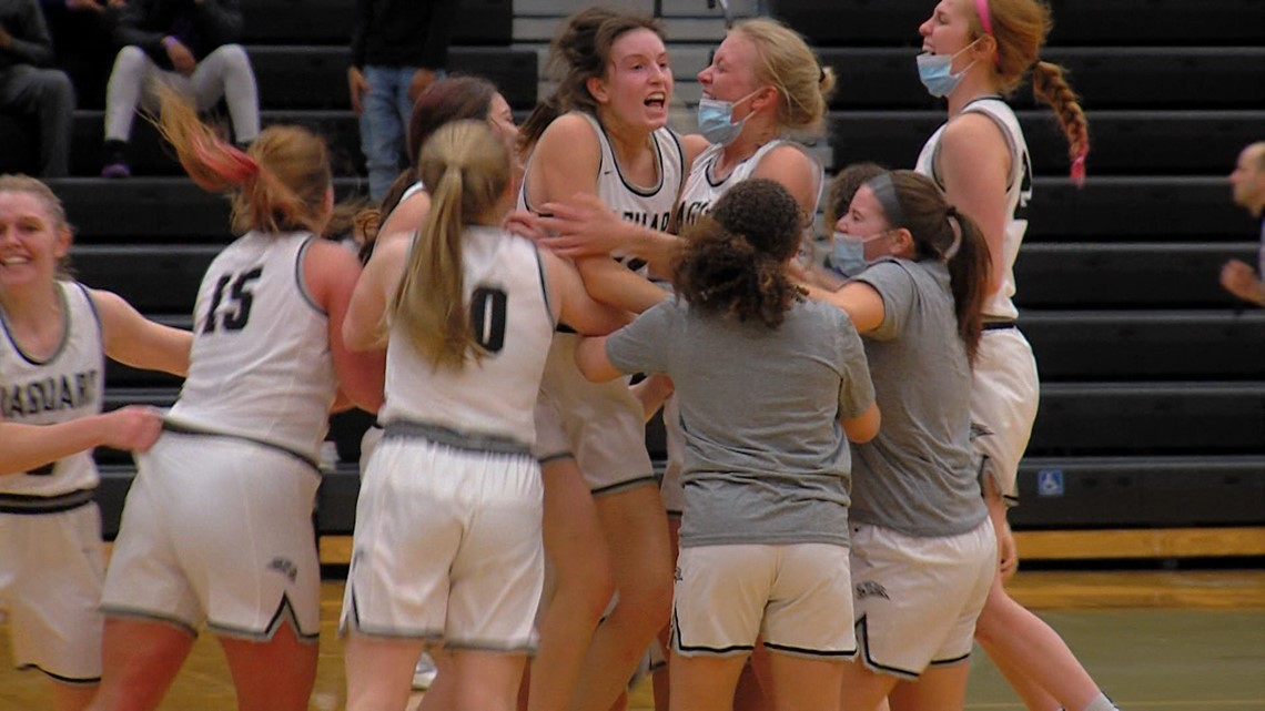 DC-G, Johnston and Centennial advance to Girls State Basketball Tournament with regional wins on Tuesday