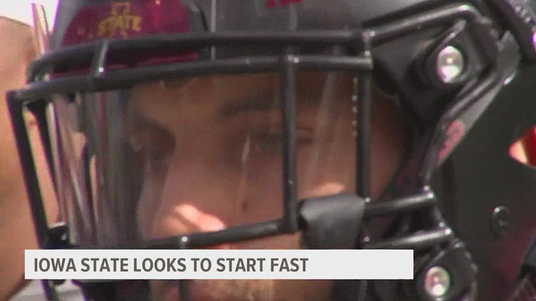 Hawkeyes, Cyclones each look to start strong