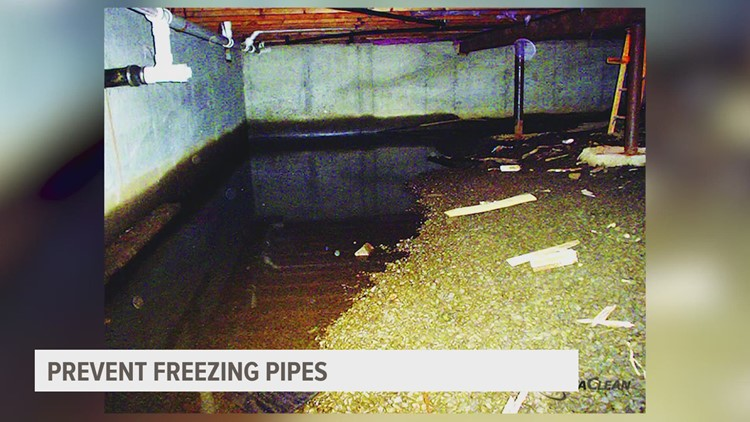 What to do—and not do—if your pipes freeze or burst