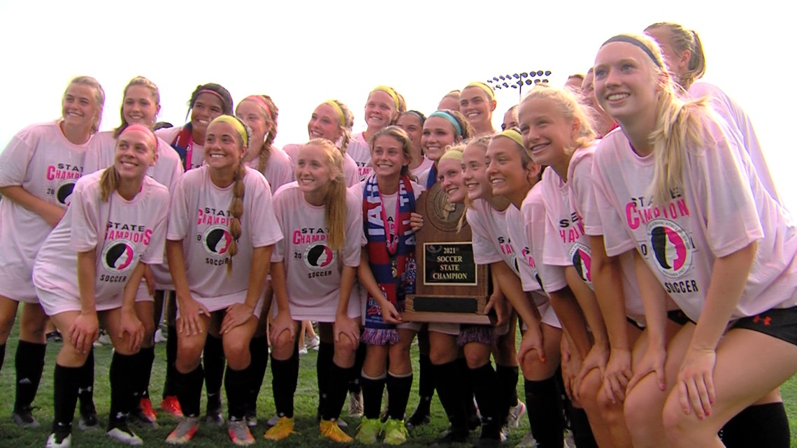 WDM Valley Girls Soccer takes home first state championship since 2010