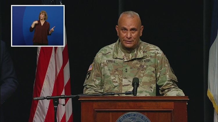 'I fight it every day': Leader of Iowa National Guard had COVID, now urging all Iowans to get vaccinated