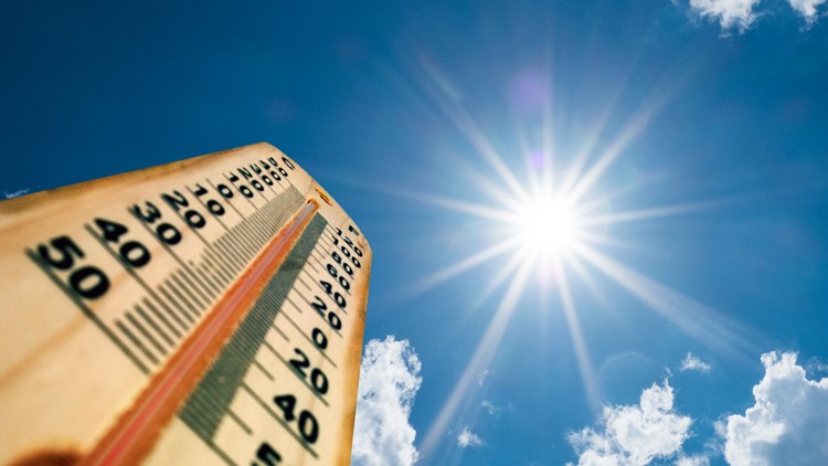 Watch for symptoms of heat stroke and heat exhaustion as the QC heats up this week