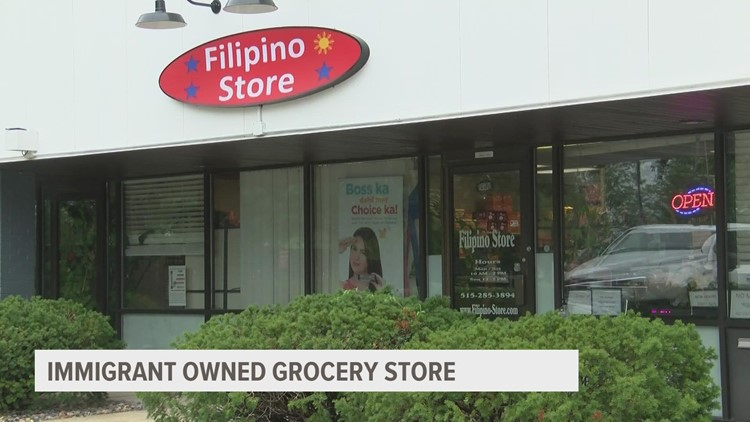'Filipino Store' attracting customers from hours away