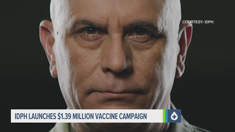 IDPH launches $1.39 million vaccine media campaign featuring Iowa National Guard Adjutant General