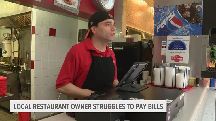 Owner of 2 Maid-Rite establishments owes Iowa $29,000 in back taxes due to COVID-19 pandemic