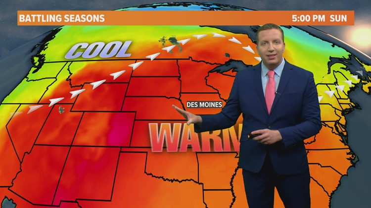 Morning Weather Update: Sep. 15, 2021