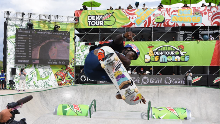 After the Dew Tour, what's next for Lauridsen Skatepark in downtown Des Moines?