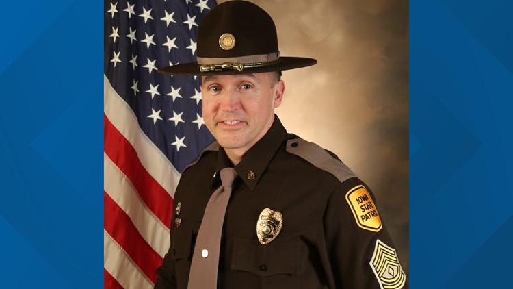 Iowa State Patrol trooper Jim Smith dies after standoff in Grundy Center