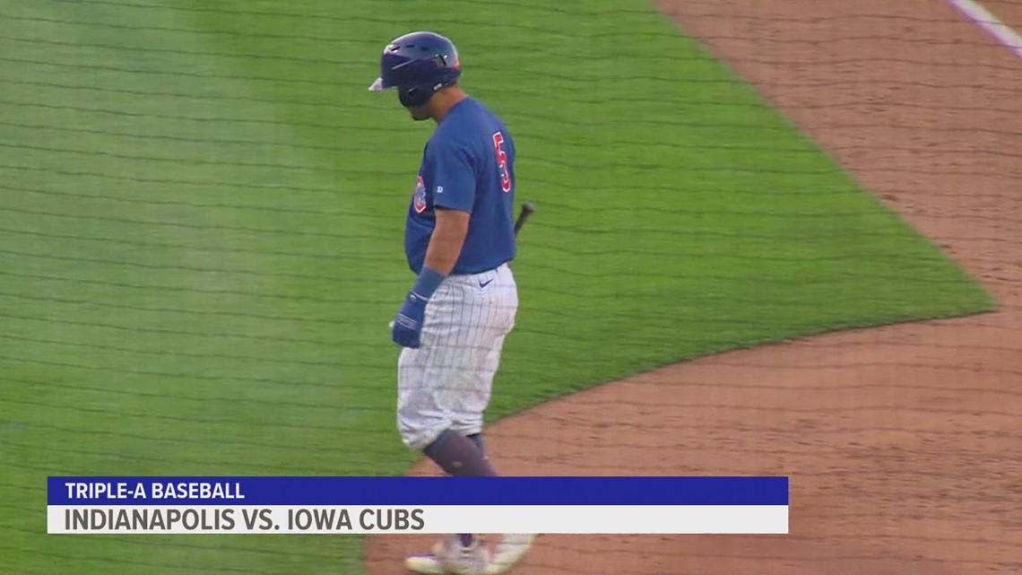 Iowa Cubs fans excited for return but Cubbies get blanked in season opener