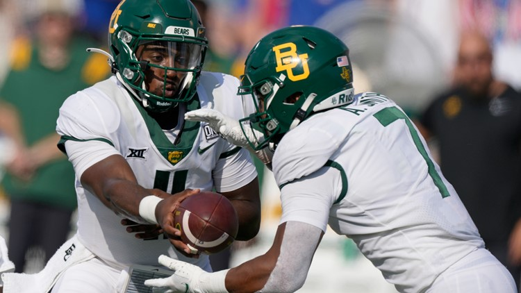 No. 14 Iowa State looks to slow down rushing 3-0 Baylor