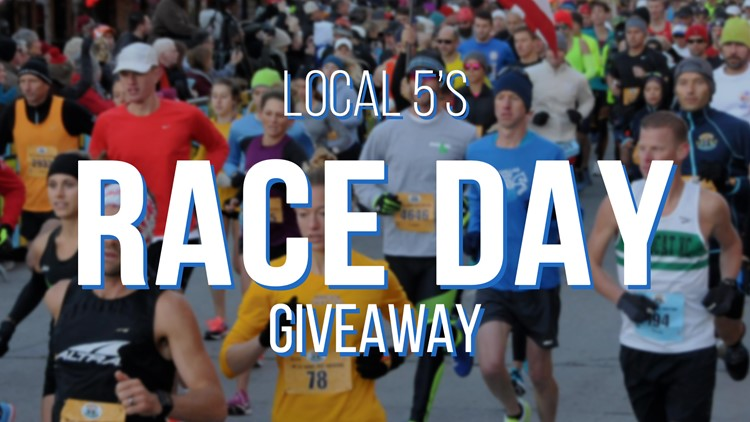 Local 5's Race Day Giveaway