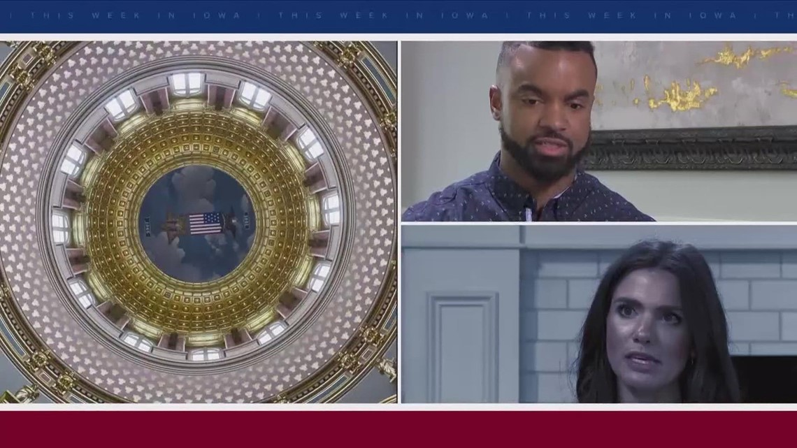 Meet the candidates: Des Moines City Council at-large seat   'This Week in Iowa'