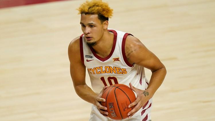Xavier Foster off Iowa State men's basketball team amid sexual assault investigation
