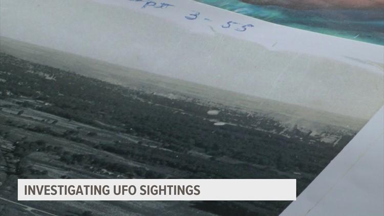 Iowa's UFO investigators await intelligence report