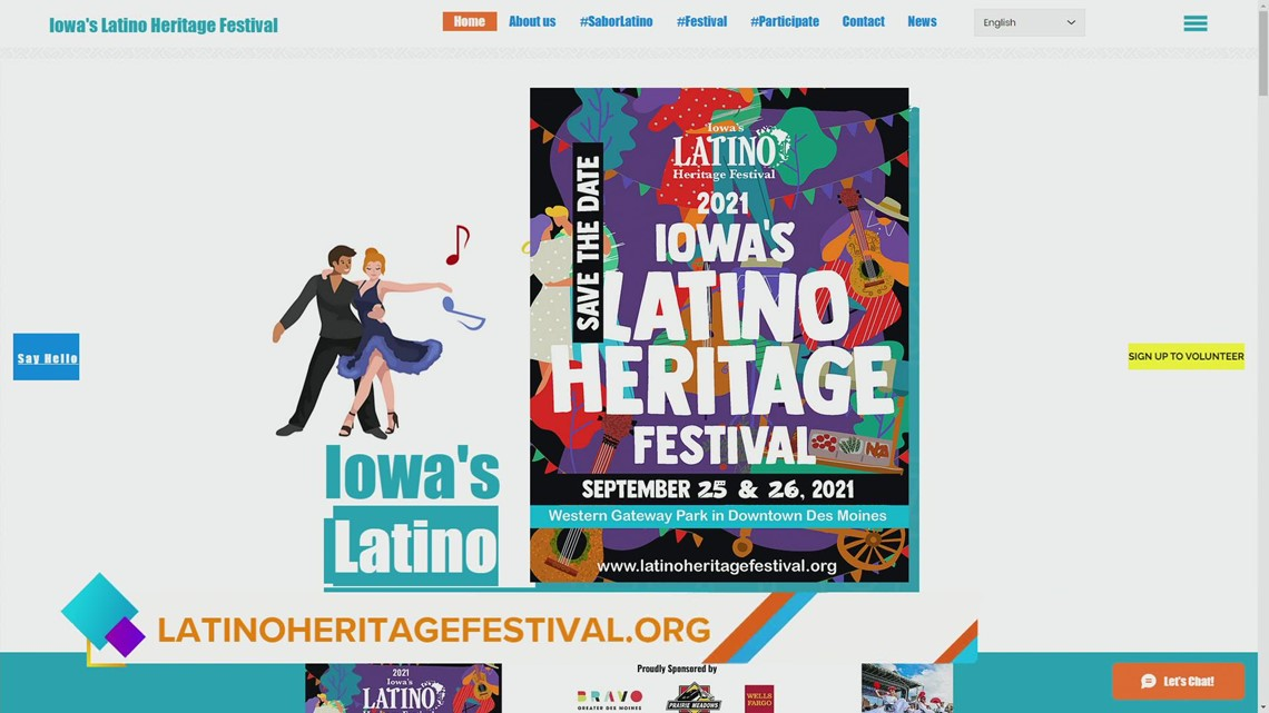 Iowa's Latino Heritage Festival