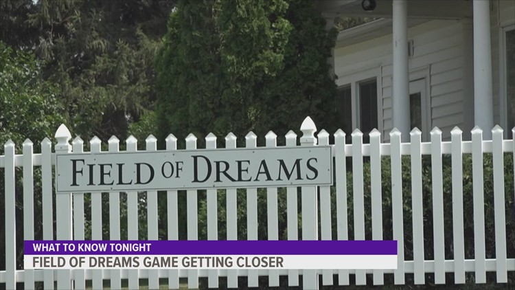 MLB debut approaches for 'Field of Dreams'